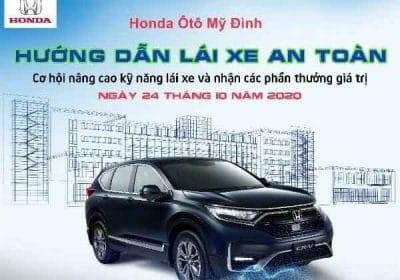 chuong trinh huong dan lai xe an toan 2020